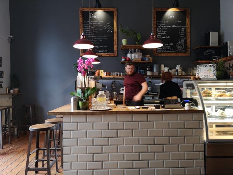 thegoatheader04 Budapest-布達佩斯The Goat Header咖啡館 小巷小弄的悠閒與爛漫