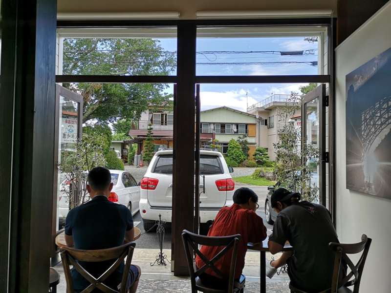 ciscocoffee0107 Kawaguchiko-Cisco Coffee浪漫白色小木屋 河口湖畔美式咖啡館 滿滿美加的味道