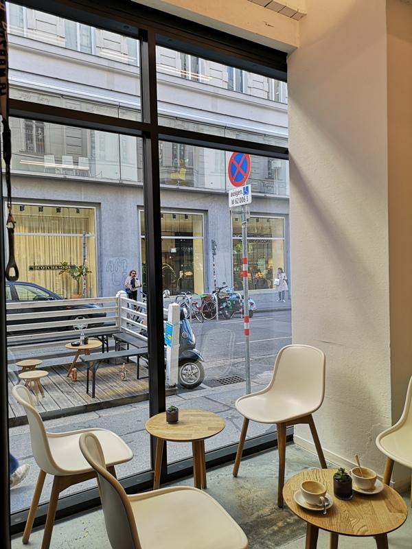 kaffemilk06 Vienna-維也納Kaffemik簡約不起眼鬧中取靜來一杯手沖咖啡