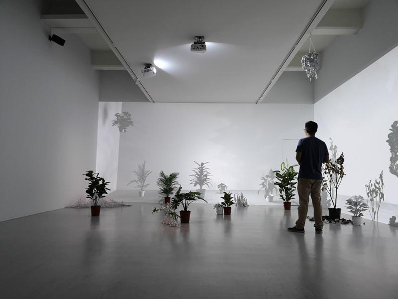 taipeifineartmesuem17 中山-北美館初訪 日本當代藝術大師池田亮司 視覺聽覺衝擊感官與心靈
