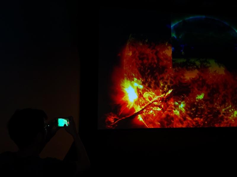 taipeifineartmesuem35 中山-北美館初訪 日本當代藝術大師池田亮司 視覺聽覺衝擊感官與心靈