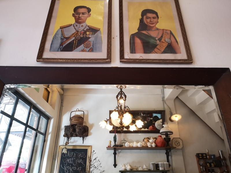 Hatiencafe03 Bangkok-Ha Tien Cafe曼谷臥佛寺旁 復古華麗的咖啡館