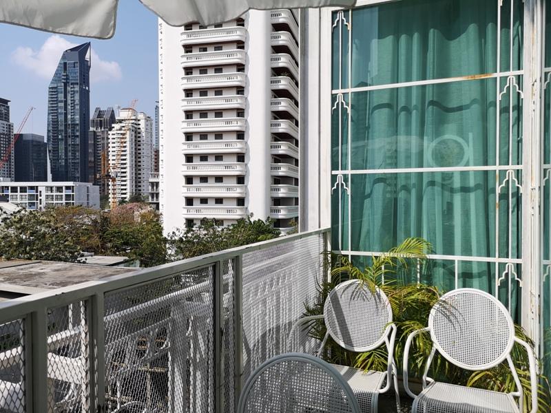 organikahouse22 Bangkok-Organika House (Spa & Cafe)純白青綠無敵浪漫 曼谷網美咖啡館