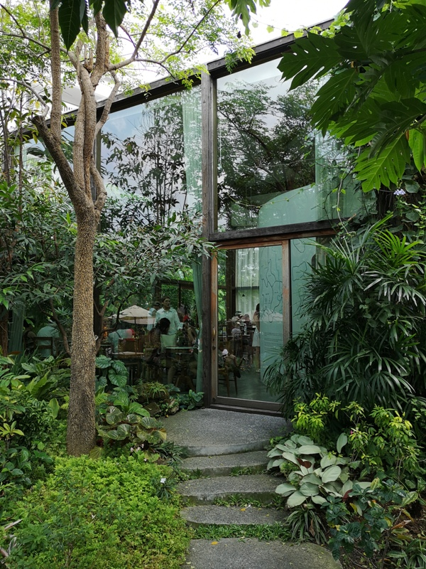 patomliving20 Bangkok-鬧區中小森林Patom Organic Living玻璃屋吸睛好拍 假日市集熱鬧好逛