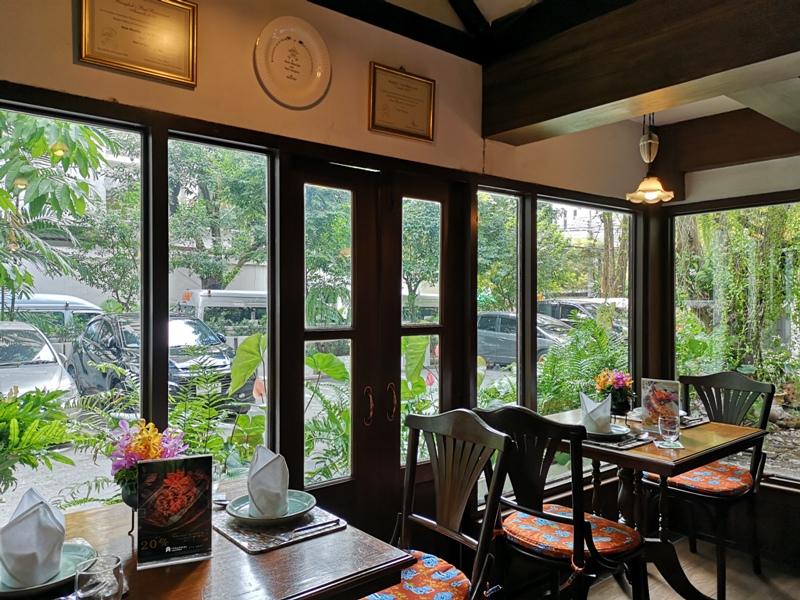baanthai07 Bangkok-Baan Khanitha Thai Cuisine環境優雅 曼谷米其林推薦泰式美食