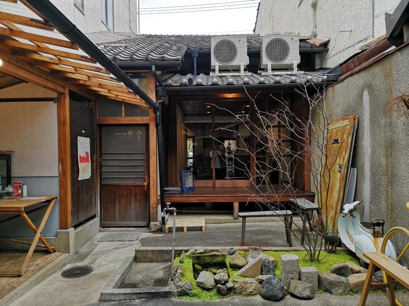 goodtimecoffee09 Kyoto-Good Time Coffee復古懷舊老宅新味道 可愛舒適輕鬆悠閒