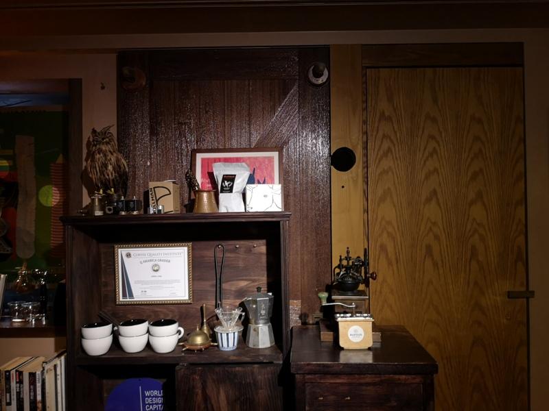 rufouscoffee13 大安-Rufous Coffee Roasters帶著神秘感有點老派的知名咖啡館