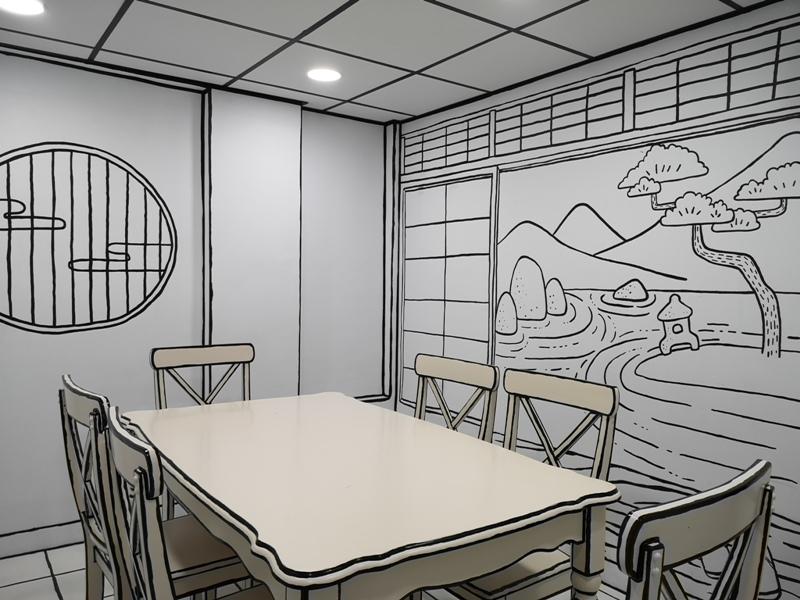 2Dcafe16 大安-從漫畫中走出來...師大商圈2D Cafe