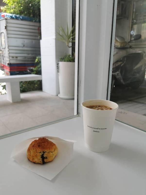 dateless19 三重-Dateless Coffee純白的時尚 不趕時間只有與朋友的輕鬆對談