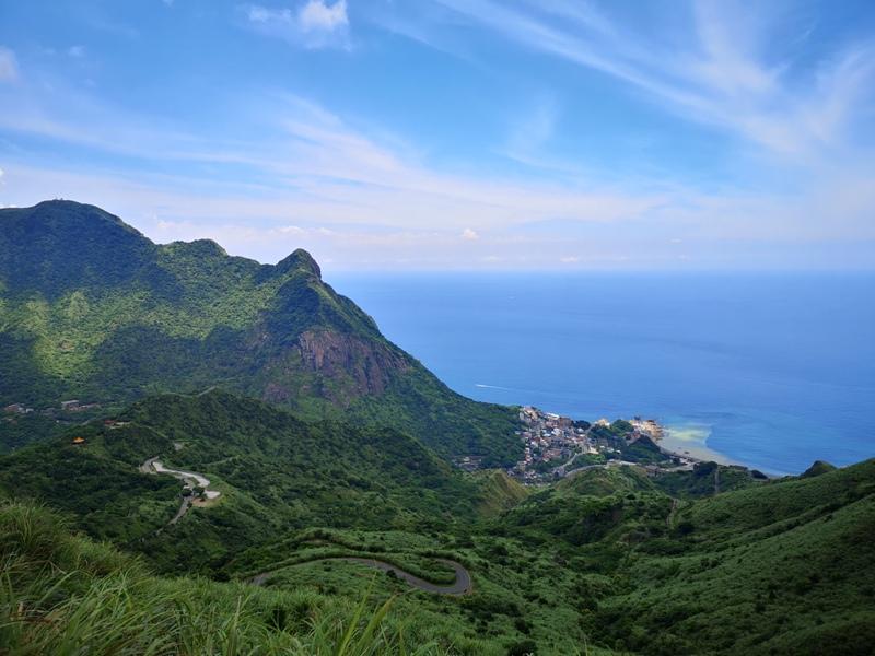 teapotmt.15 瑞芳-茶壺山 超美山海景觀