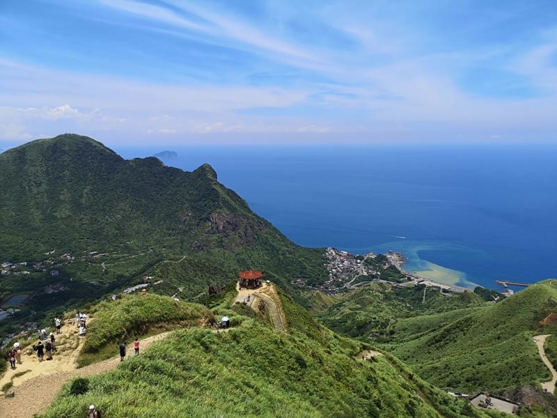 teapotmt.30 瑞芳-茶壺山 超美山海景觀