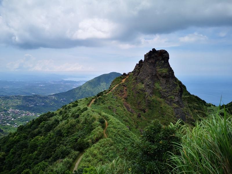 teapotmt.50 瑞芳-茶壺山 超美山海景觀