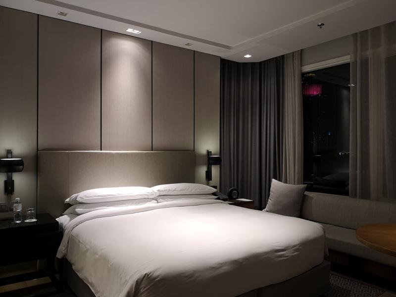 surawongseroom28 Bangkok-曼谷Marriott Hotel The Surawongse太超值...完美住宿大套房網美游池