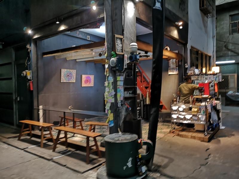 presentcafe110107 台中西區-奉咖啡 忠信市場一杯咖啡凝結時光