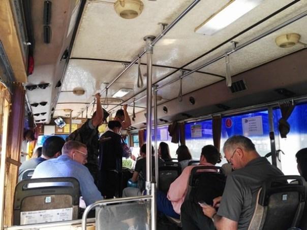 A110 Bangkok-DMK機場巴士A1/A2 便宜快速 接BTS/MRT往返市區DMK廊曼機場