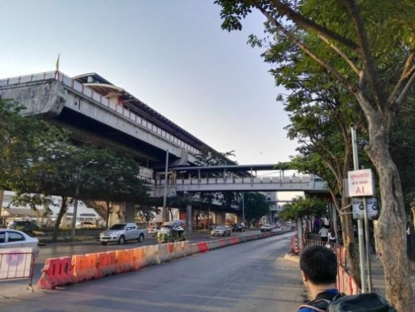 A112 Bangkok-DMK機場巴士A1/A2 便宜快速 接BTS/MRT往返市區DMK廊曼機場