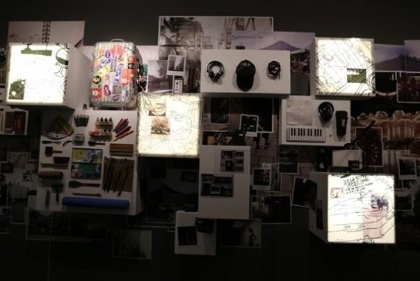 Ando28 霧峰-亞洲現代美術館(亞洲大學內) 大師就是大師 安藤忠雄 清水模三角形與光 大破大立展覽吸引人