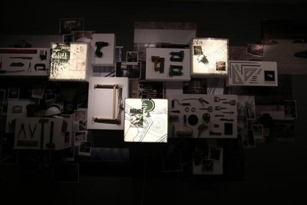 Ando29 霧峰-亞洲現代美術館(亞洲大學內) 大師就是大師 安藤忠雄 清水模三角形與光 大破大立展覽吸引人
