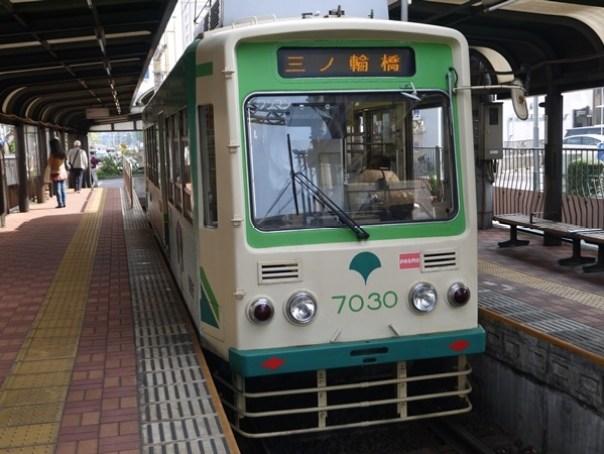 Arakawa02 Tokyo-都電荒川線散策之古老電車懷舊市區