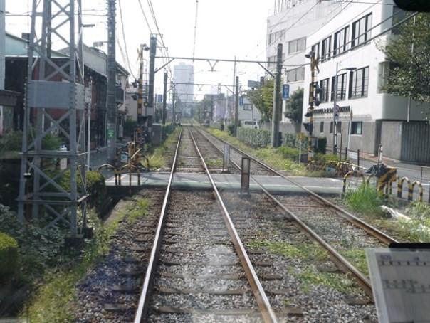 Arakawa07 Tokyo-都電荒川線散策之古老電車懷舊市區