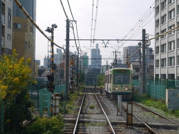 Arakawa13 Tokyo-都電荒川線散策之古老電車懷舊市區