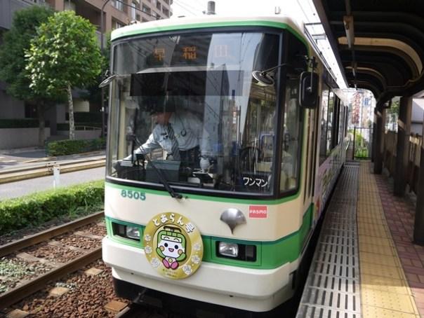 Arakawa17 Tokyo-都電荒川線散策之古老電車懷舊市區