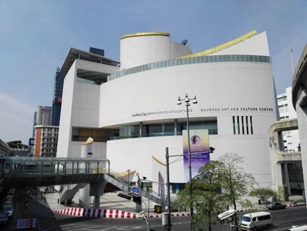 BACC01 Bangkok-BACC曼谷藝術文化中心 陶冶文藝氣息吹免費冷氣
