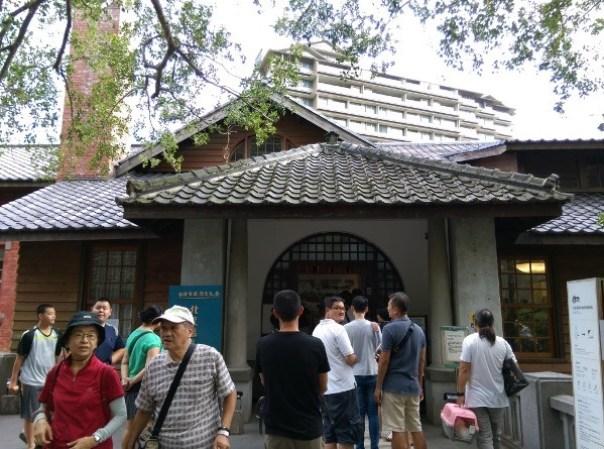 Beitou09 北投-溫泉博物館 感受最原始的北投風味 但這建築也太吸睛了