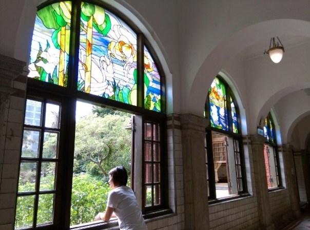 Beitou21 北投-溫泉博物館 感受最原始的北投風味 但這建築也太吸睛了