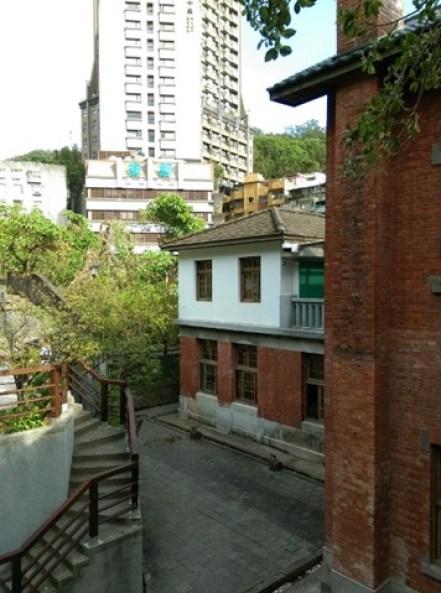 Beitou27 北投-溫泉博物館 感受最原始的北投風味 但這建築也太吸睛了