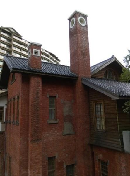 Beitou28 北投-溫泉博物館 感受最原始的北投風味 但這建築也太吸睛了