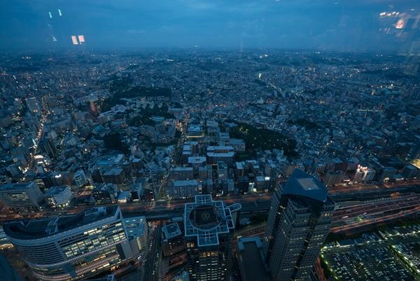 DSC05228 Yokohama-來地標Landmark大樓 賞橫濱港夜景