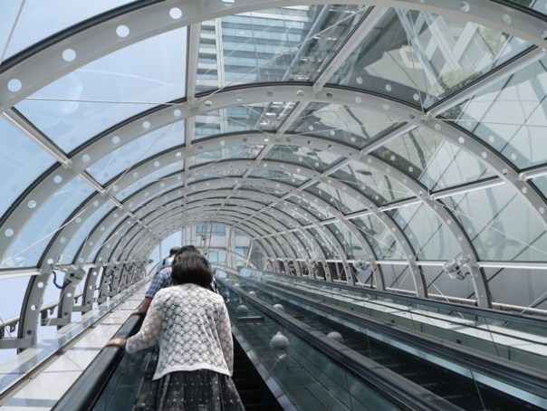 Fujitv11 Odaiba-台場地標富士電視台 前進球體一探究竟