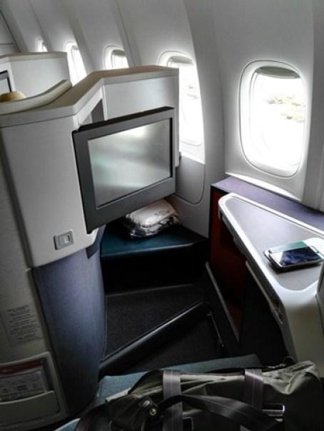 IMG_20160401_141456 201604台北倫敦 感謝國泰航空惠賜商務艙機票一張