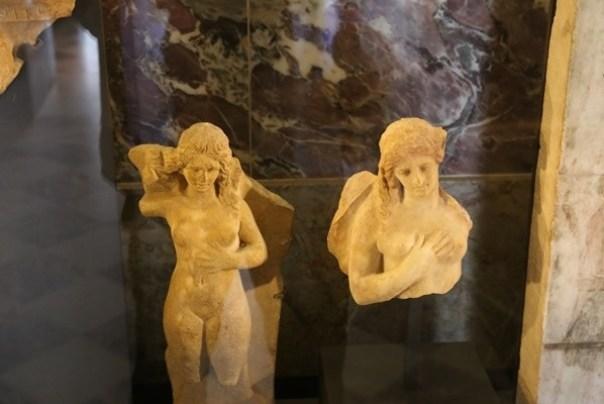 IMG_4465 Paris-巴黎羅浮宮Musee du Louvre 三寶還有勝利女神跟斷臂維納斯