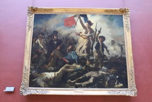 IMG_4514 Paris-巴黎羅浮宮Musee du Louvre 三寶還有勝利女神跟斷臂維納斯