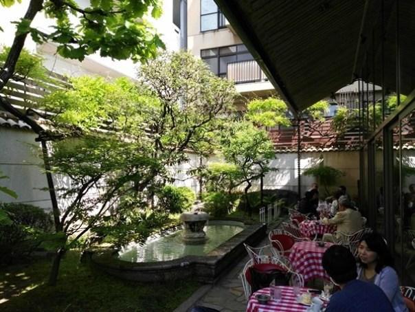 InodaHQ11 Kyoto-京都的一天從Inoda Coffee開始 76年馳名咖啡館(Inoda Coffee本店)