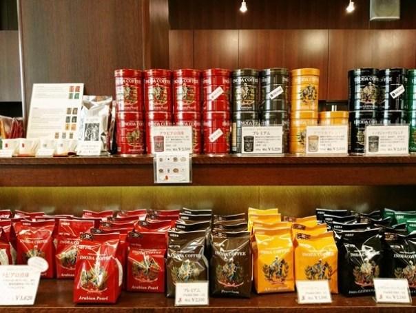 Inodasanjo13104 Kyoto-Inoda Coffee(三条店) 76年京都咖啡名店