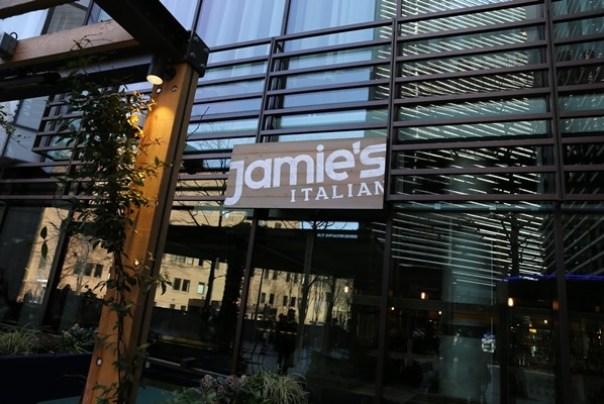 Jamie04 London-Jamie's Italian奧利佛大師的創意空間 倫敦必試