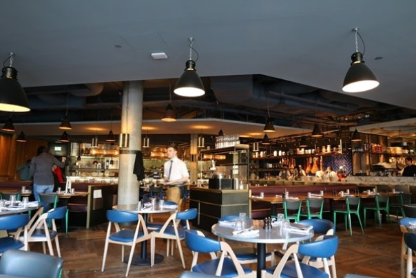 Jamie10 London-Jamie's Italian奧利佛大師的創意空間 倫敦必試