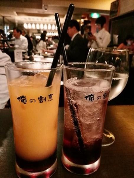 Kabon05 Ginza-銀座俺の割烹 吃不膩的連鎖餐廳