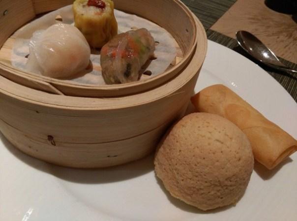 MO20 Singapore-Mandarin Oriental乾淨簡單商務五星級