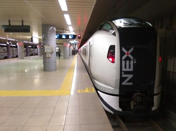 NEX06 Tokyo-NEX成田機場快線 東京來回票 日圓4000