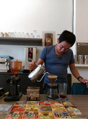 NO1213 竹北-原豆空間12號咖啡 隱身住宅區也有好咖啡