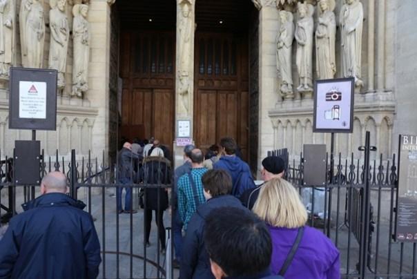 Notre-Dame07 Paris-Notre-Dame巴黎聖母院 鐘樓怪人在哪啊?