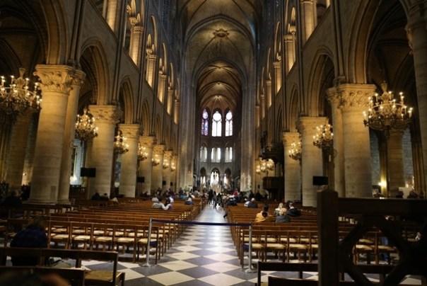 Notre-Dame09 Paris-Notre-Dame巴黎聖母院 鐘樓怪人在哪啊?
