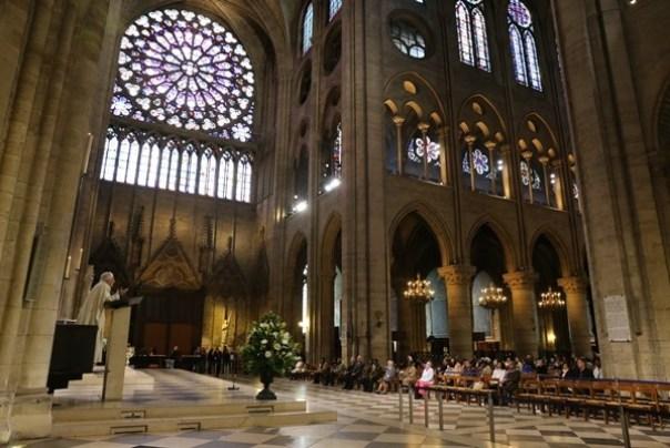 Notre-Dame40 Paris-Notre-Dame巴黎聖母院 鐘樓怪人在哪啊?