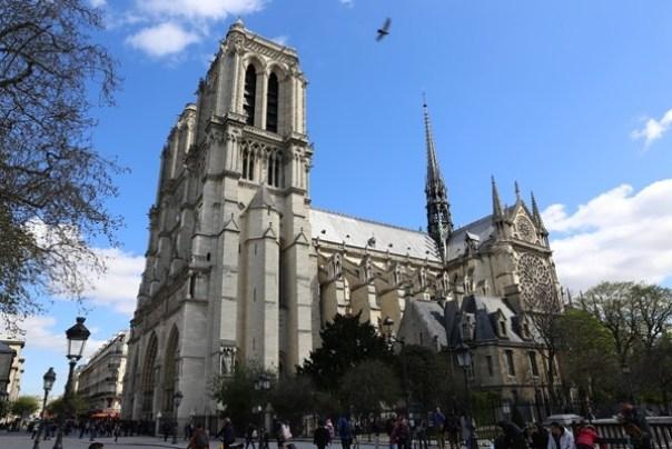 Notre-Dame46 Paris-Notre-Dame巴黎聖母院 鐘樓怪人在哪啊?