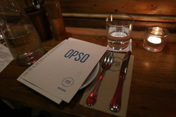 OPSO06 London-倫敦Marylebone車站附近 特色希臘料理OPSO米其林推薦喔