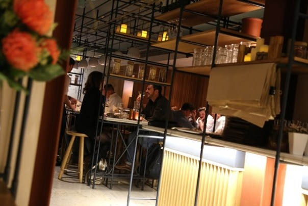 OPSO16 London-倫敦Marylebone車站附近 特色希臘料理OPSO米其林推薦喔
